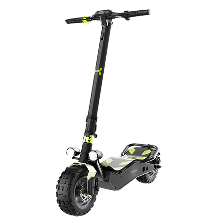patinete electrico bongo Off-Road Z Green